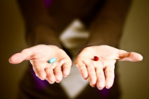 Blue or Red pill - your choice